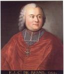 L'Abate (poi Cardinale) de Bernis